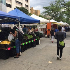 Photo taken at Foggy Bottom FRESHFARM Market by Doug D. on 5/27/2015