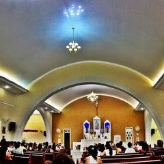 Photo taken at Igreja Matriz Nossa Senhora dos Aflitos by Anny G. on 12/29/2014
