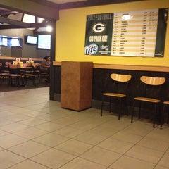 Photo taken at Buffalo Wild Wings by Latoiya A. on 10/25/2012