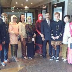 Photo taken at Menara Hijau by Edwin S. on 12/14/2014