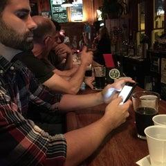 Photo taken at St. James Tavern by Matt K. on 10/9/2015