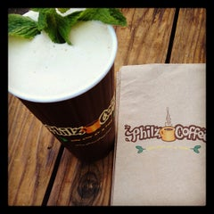 Photo taken at Philz Coffee by Gerry A. on 9/16/2012