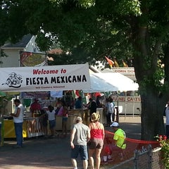 Photo taken at Fiesta Mexicana by Nic S. on 7/12/2013