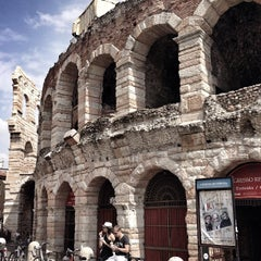 Photo taken at Arena di Verona by 111 *. on 5/3/2013
