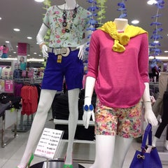 Photo taken at Matahari Department Store by Wulan Y. on 5/1/2014