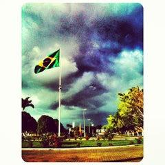 Photo taken at Faculdade Adventista da Bahia - IAENE by Lucas A. on 5/15/2013