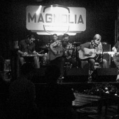 Photo taken at Magnolia Motor Lounge by Jimmy S. on 12/23/2013