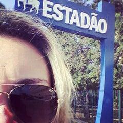 Photo taken at O Estado de S.Paulo by Carolina O. on 10/24/2014