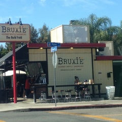 Photo taken at Bruxie by Meredith E. on 6/28/2013