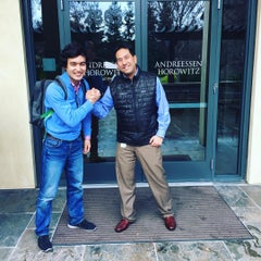 Photo taken at Andreessen Horowitz by Arman S. on 1/17/2016