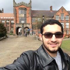 Photo taken at Newcastle University Students' Union by Mohammed Z. on 3/29/2015