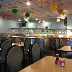 Photo taken at Awon Buffet by Sean S. on 12/24/2012