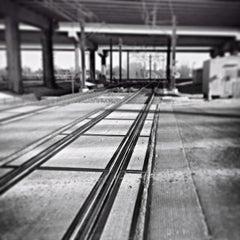 Photo taken at Bush Turnpike Station (DART Rail) by Jeff K. on 2/22/2014
