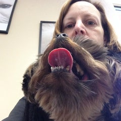 Photo taken at McKillip Animal Hospital by Andrea G. on 1/2/2014