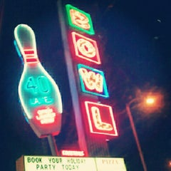 Photo taken at Linbrook Bowling Center by Bethany H. on 12/10/2012