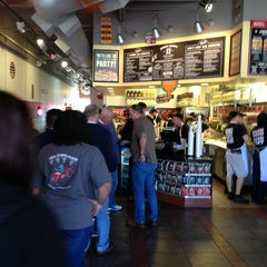 Photo taken at Jimmy John's by Andrew P. on 2/21/2013