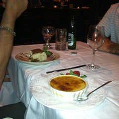 Photo taken at Barnaby's Steakhouse by Robin L. on 7/31/2013