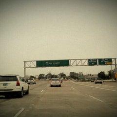 Photo taken at I-5 @ Old Town by Sarah K. on 7/14/2012