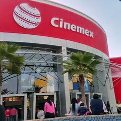 Photo taken at Cinemex MacroPlaza Tijuana by Juan R. on 4/20/2014