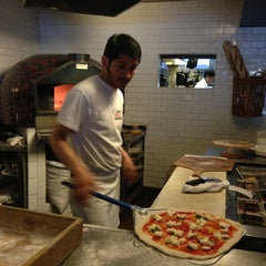 Photo taken at Tony's Pizza Napoletana by En on 3/18/2013