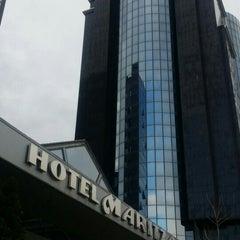 Photo taken at Hotel Maritsa by Roberto F. on 3/11/2016