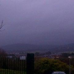 Photo taken at Scoil Santain - Gaelscoil by Richard C. on 11/26/2012