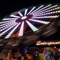 Photo taken at State Fair Meadowlands by Lisa M. on 7/7/2014