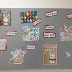 Photo taken at BRASAS English Course by Camila C. on 4/17/2014
