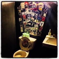 Photo taken at Trash Bar by Tyler H. on 10/21/2013