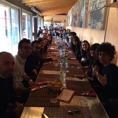 Photo taken at La Cucina In Voga by Massimiliano Maria L. on 2/25/2014