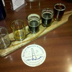 Photo taken at Anacapa Brewing Company by Jay G. on 1/19/2013
