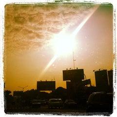 Photo taken at Perempatan Ring Road Gejayan by Iwa I. on 10/30/2012