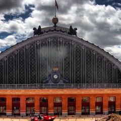 Photo taken at Estación de Madrid-Puerta de Atocha by Alex M. on 4/27/2013