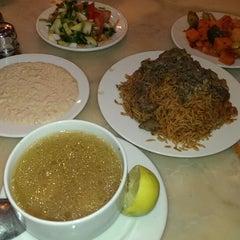 Photo taken at Al Haty Restaurant by Mustafa K. on 5/5/2014