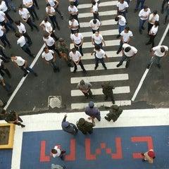 Photo taken at Colégio Militar de Manaus (CMM) by Si M. on 4/27/2014