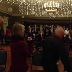 Photo taken at Starmount Forest Country Club by Sue H. on 12/21/2013