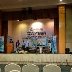 Photo taken at Dewan Seri Seroja, Presint 15 by Nurul J. on 10/8/2015