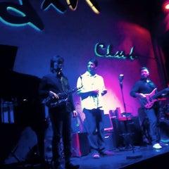 Photo taken at Saxn'art Jazz Club by Tina S. on 1/26/2015