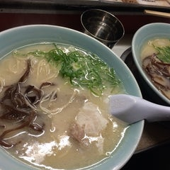 Photo taken at 呑龍 by Keiko on 10/19/2014