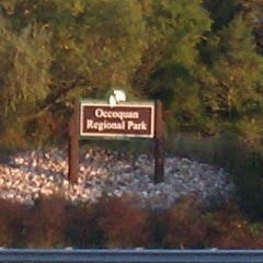 Photo taken at Occoquan Regional Park by jenifer c. on 10/5/2012