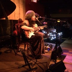 Photo taken at Rockwood Music Hall, Stage 3 by Jon S. on 2/25/2014