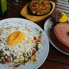 Photo taken at Casa de comida Mexicana by Irena O. on 8/31/2014