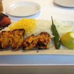 Photo taken at California Kabob Kitchen by Adam R. on 5/19/2014