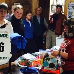 Photo taken at Iditarod Race Headquarters by Robert F. on 2/22/2014