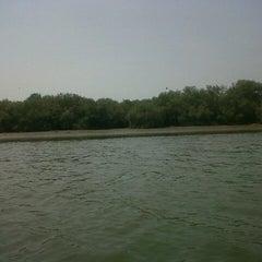 Photo taken at Wisata Anyar Mangrove (WAM) by Desy P. on 10/21/2012