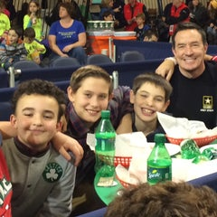 Photo taken at Maine Red Claws by Johnny D. on 12/31/2014