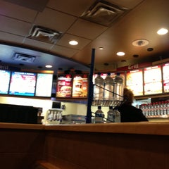 Photo taken at Dairy Queen by Hunter M. on 4/19/2013