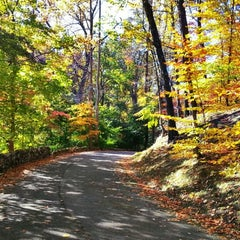 Photo taken at Sleepy Hollow Cemetery by Tammi M. on 10/27/2013