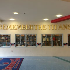 Photo taken at T.C. Williams High School by Sean L. on 2/2/2013
