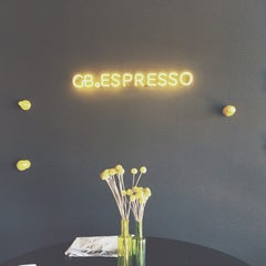 Photo taken at GB Espresso by Ross H. on 12/31/2013